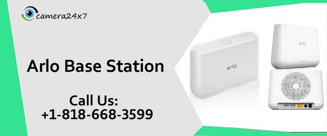 Procedure to set up Arlo Base Station