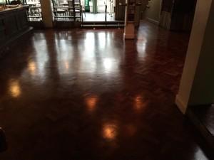 Dustless Floor Sanding Services