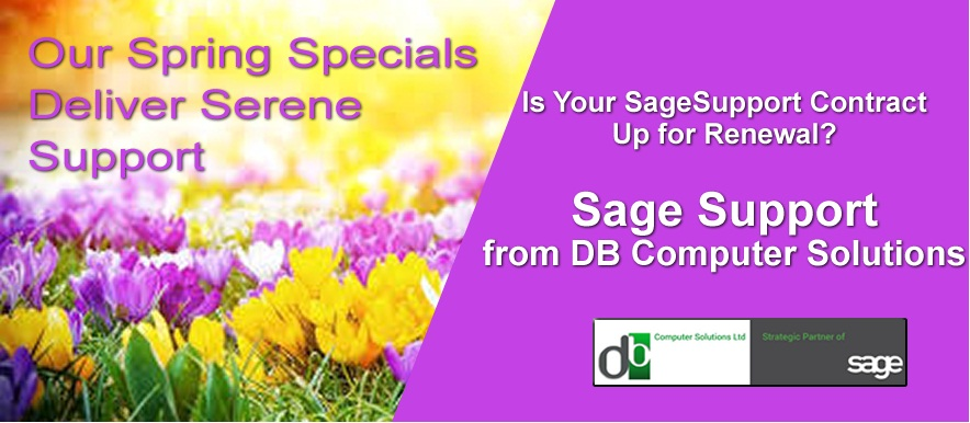 This Spring Get Peace of Mind with Sage Support