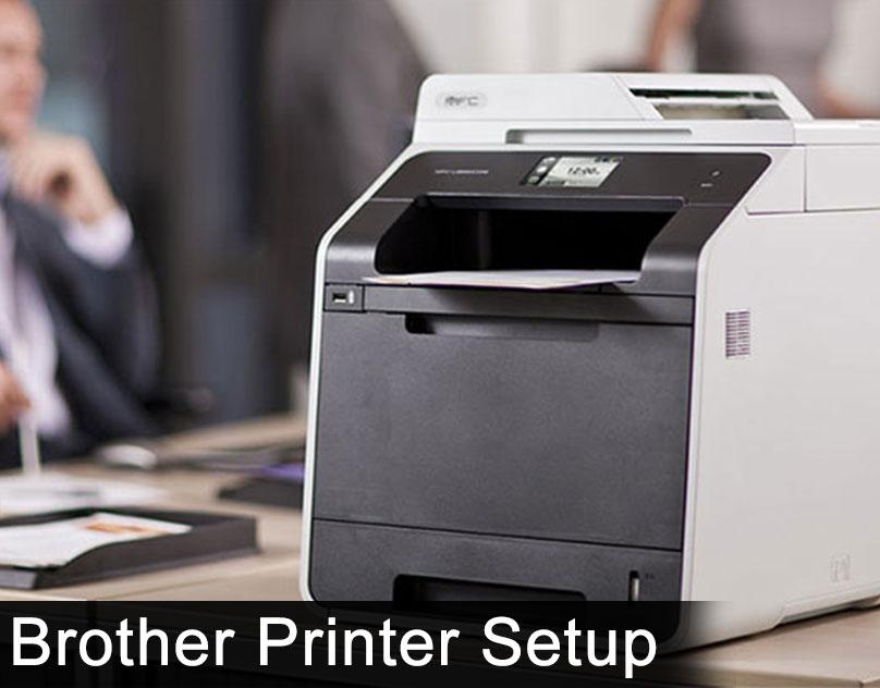 Brother Printer Setup