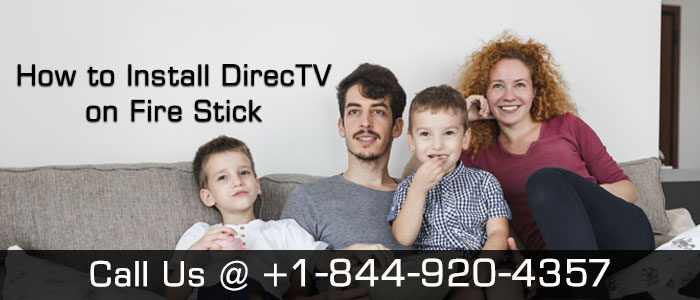 DirecTV Channel Activation on Firestick