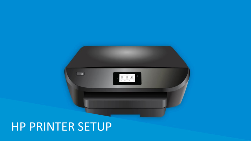 HP Printer Setup Support