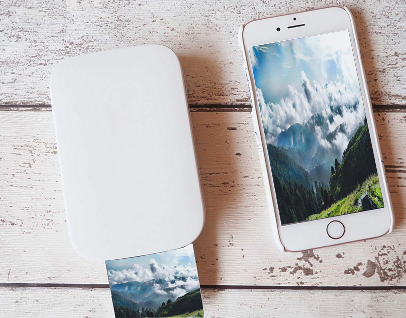 HP Sprocket Mobile Photo Printer