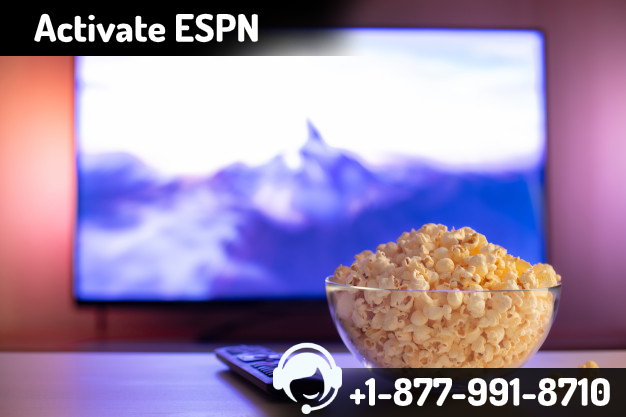 How to activate ESPN channel?