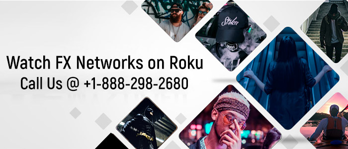 Watch FXNetworks Channel on Roku