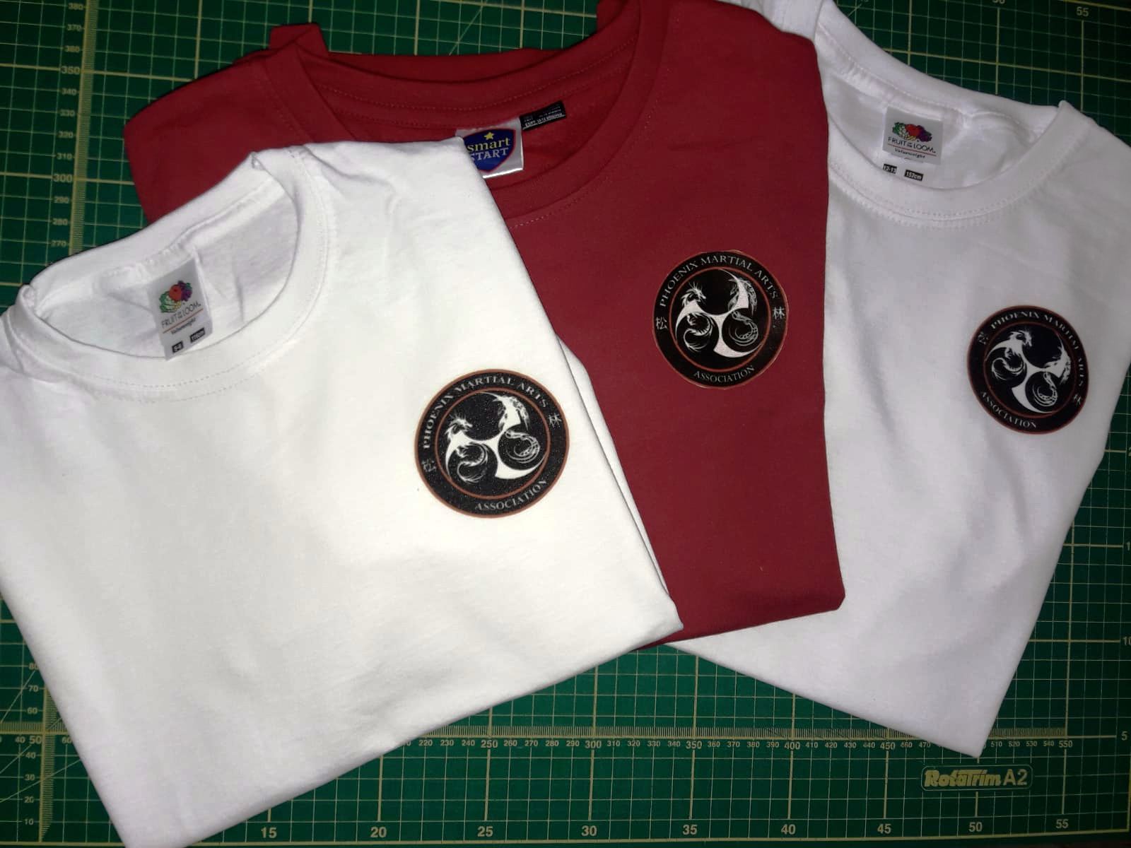 Personalised work t-shirts Work Wear Uniforms