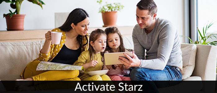 Know about Starz