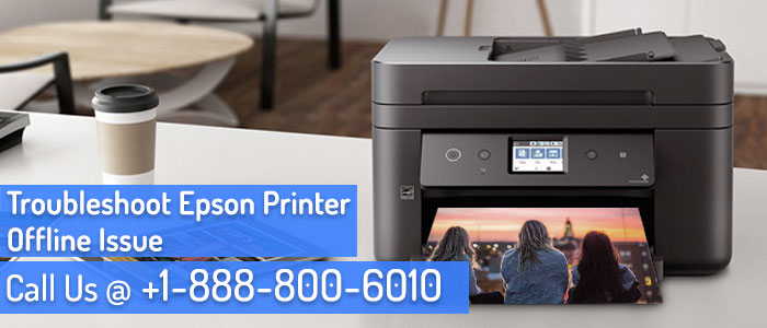 How to troubleshoot Epson Printer offline issue in Mac or Windows?