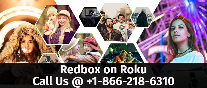 How to activate Redbox on Roku ? image 1