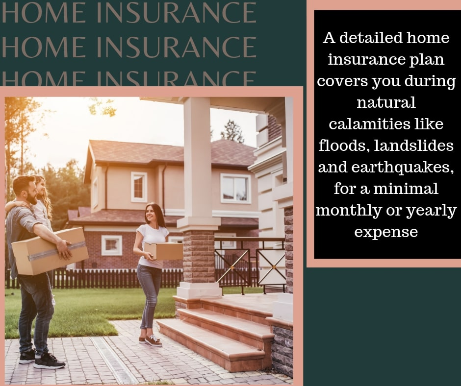 Four Things to Keep in Mind When Getting Your Home Insurance