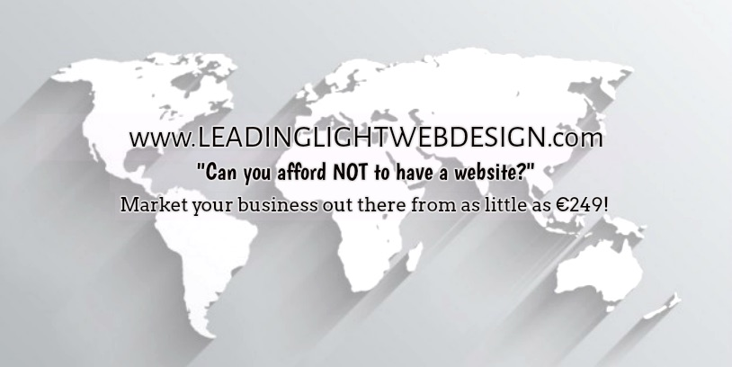 Website Design Packages From 249 euro