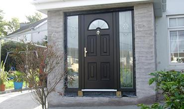 You can buy Composite External Doors by DK Windows & Doors Ltd image 1