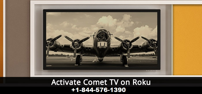 How to watch Comet TV on Roku