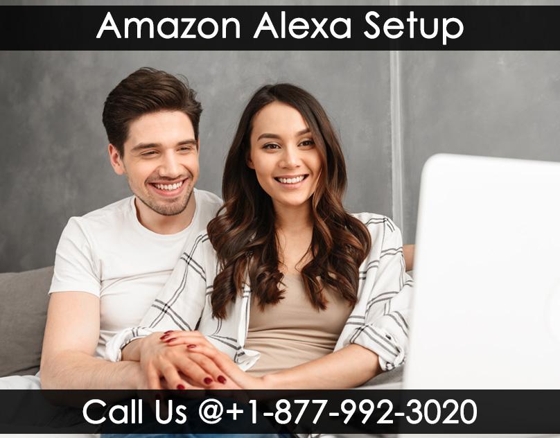 Amazon Alexa Setup