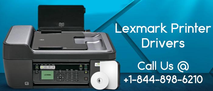Lexmark Printer Drivers Support image 1