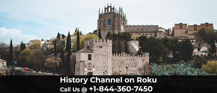 History Channel Shows on Roku