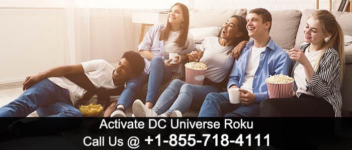 DC Universe on Roku
