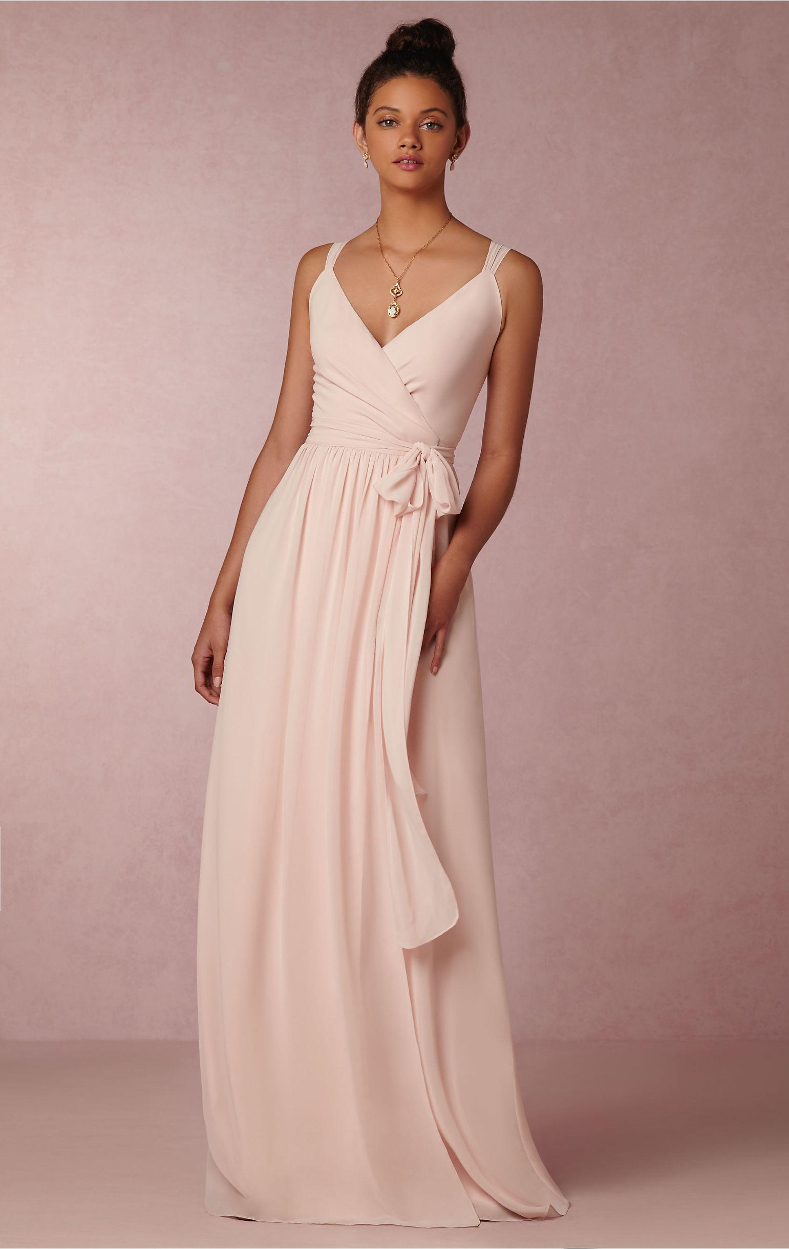 unique bridesmaid dress