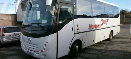 Mortons Coaches Ltd image 1