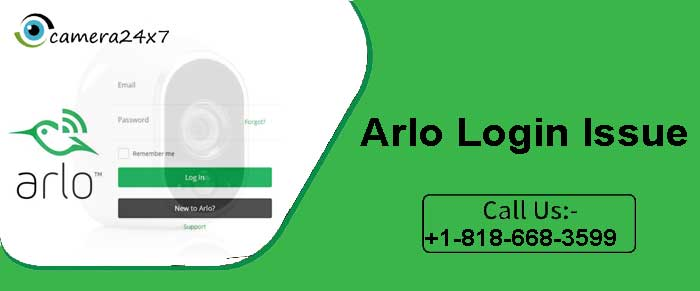 Get the Best Recovery from Arlo Login issues, Just Connect with Ease