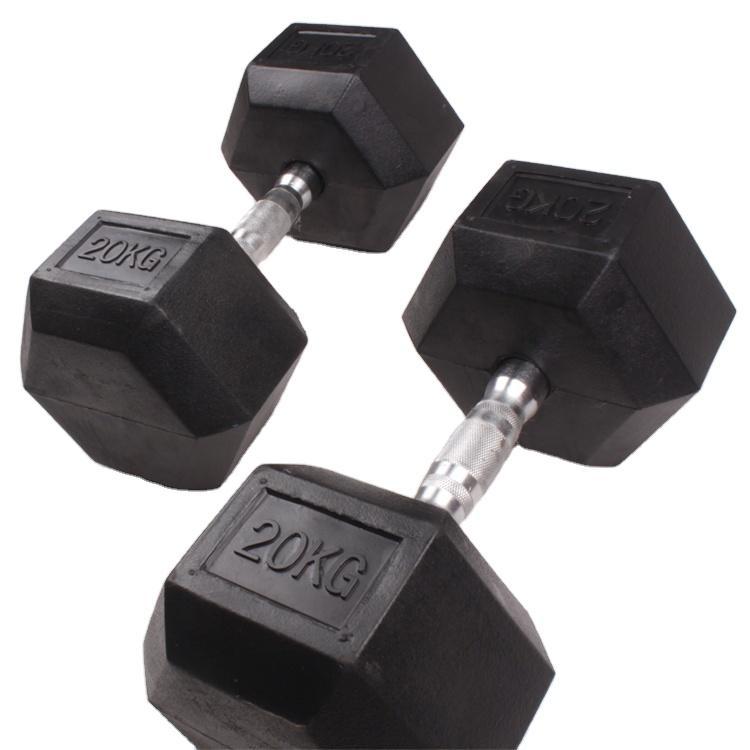 Hex Dumbbells For Sale   Fitness Equipment Dublin image 2