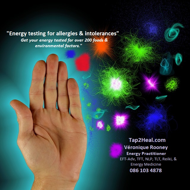 ENERGY TESTING FOR ALLERGIES & INTOLERANCES: GET YOUR ENERGY TESTED FOR +200 FOODS/OTHER FACTORS image 6