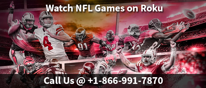 Get hold of NFL on Roku