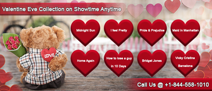 Activate Showtime Anytime on Roku