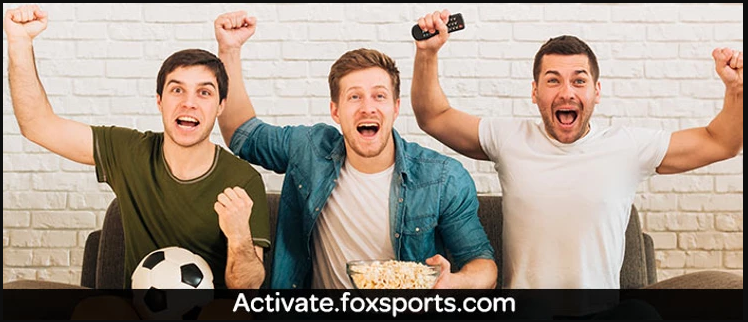 Guide to Activate Foxsports image 1