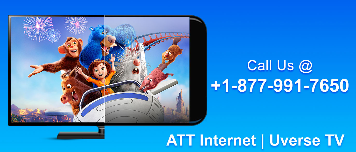 ATT Uverse Bundle Offers and Benefits| Toll-Free Support Number: +1-877-991-7650