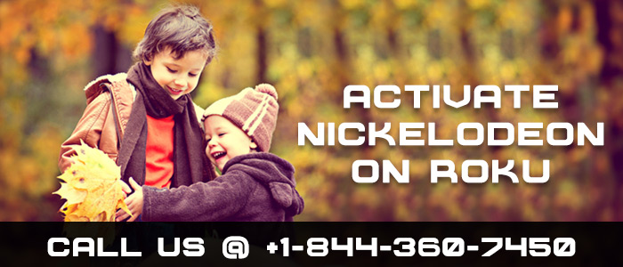 Nickelodeon shows | Activate Nickelodeon channel Roku