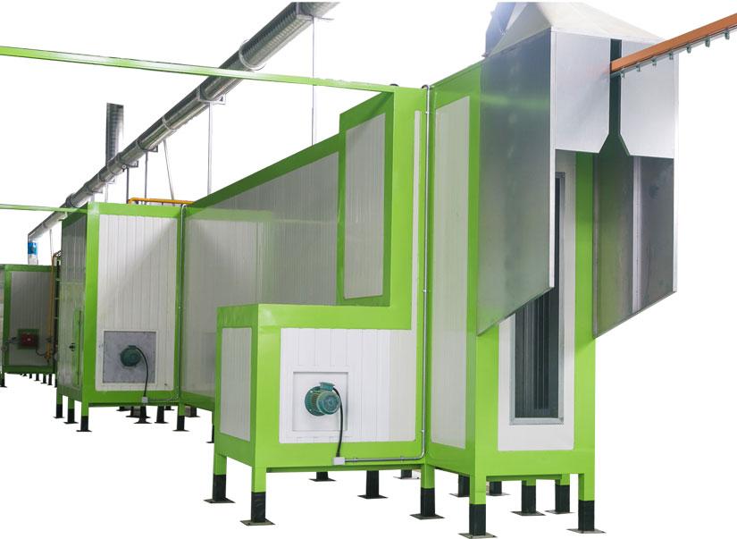 Hangzhou Guozhen WanXin Coating Equipment Manufacturing Co.,Ltd image 4