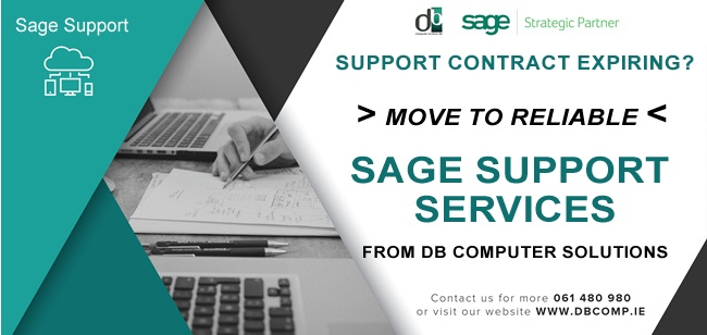 DB Computer Solutions Comprehensive Support includes