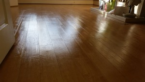 Amtico Floor Cleaning