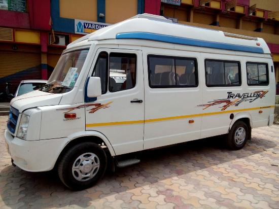tempo traveller On rent In Delhi by renttempotraveller