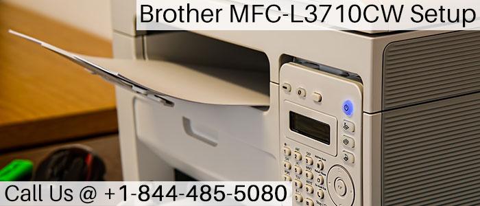 Brother MFC-L3710CW setup image 1