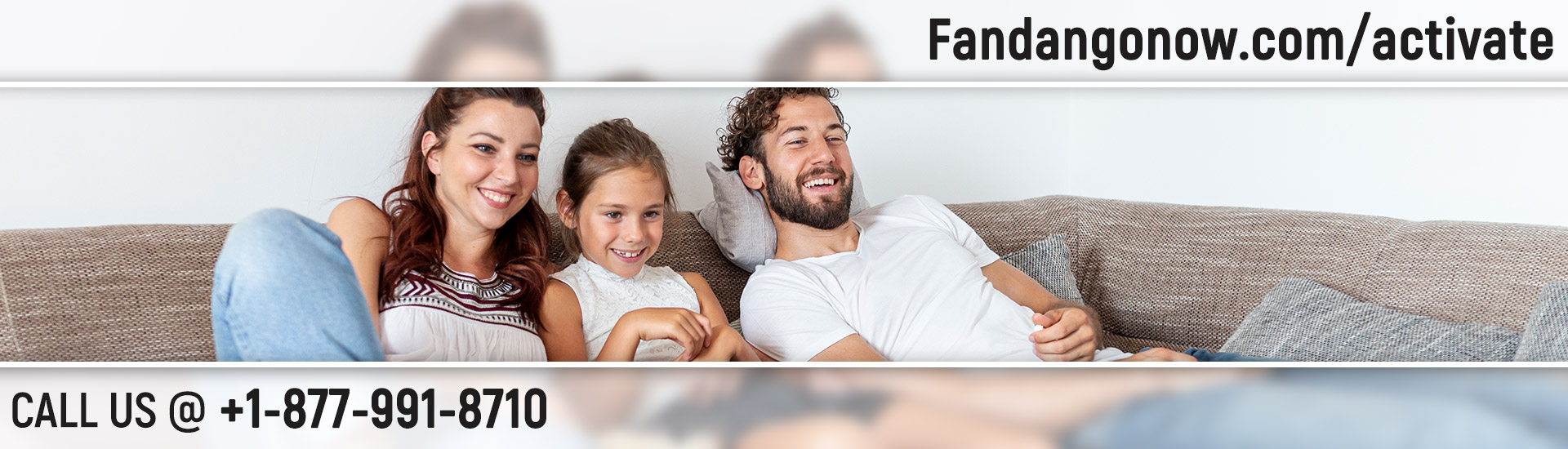Activate Fandango Now channel on your gadget