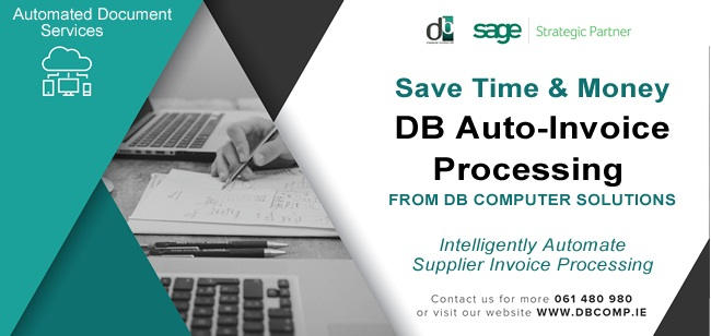DB AUTO-INVOICE PROCESSING From DB Computer Solutions