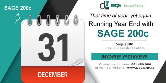 Are you using Sage 200cloud? Is it your fiscal Year End?