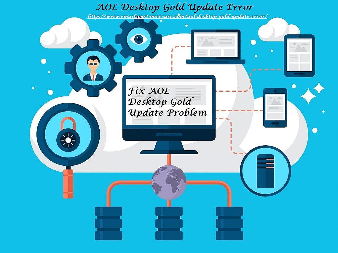 Fix AOL Desktop Gold Update Error | Get Instant Solution image 1