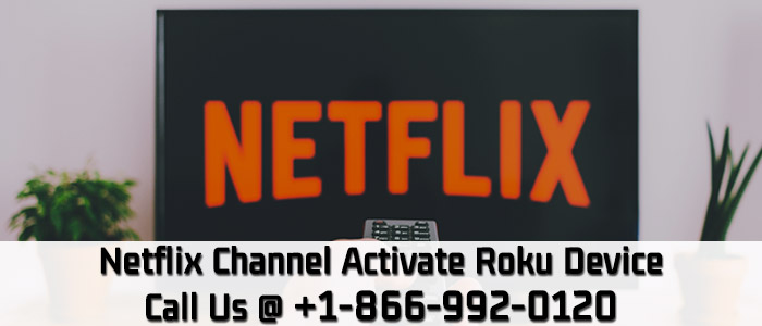 Activate Netflix on Roku image 1