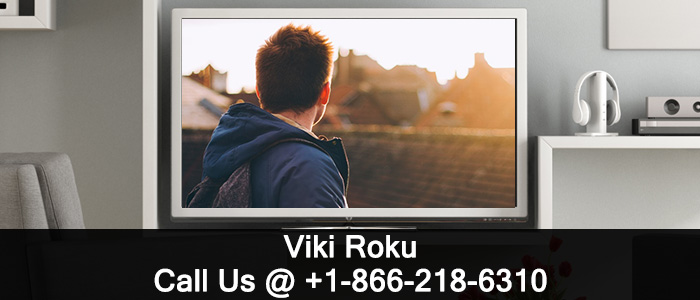 How to activate Viki on Roku?