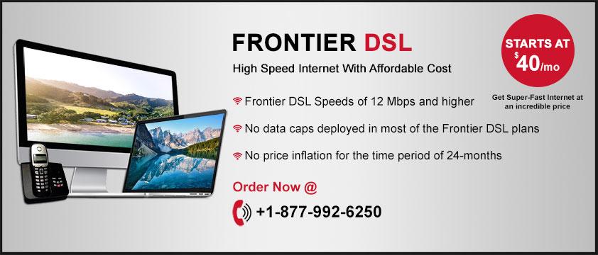 Frontier DSL Internet | Shop Frontier Internet