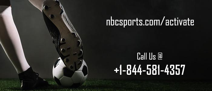 NBC Channel activation using nbcsports.com/activate image 1