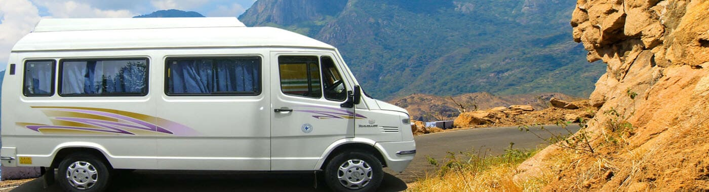 Super Luxury Tempo Traveller Hire On Rent In Delhi by Tempotraveller image 1