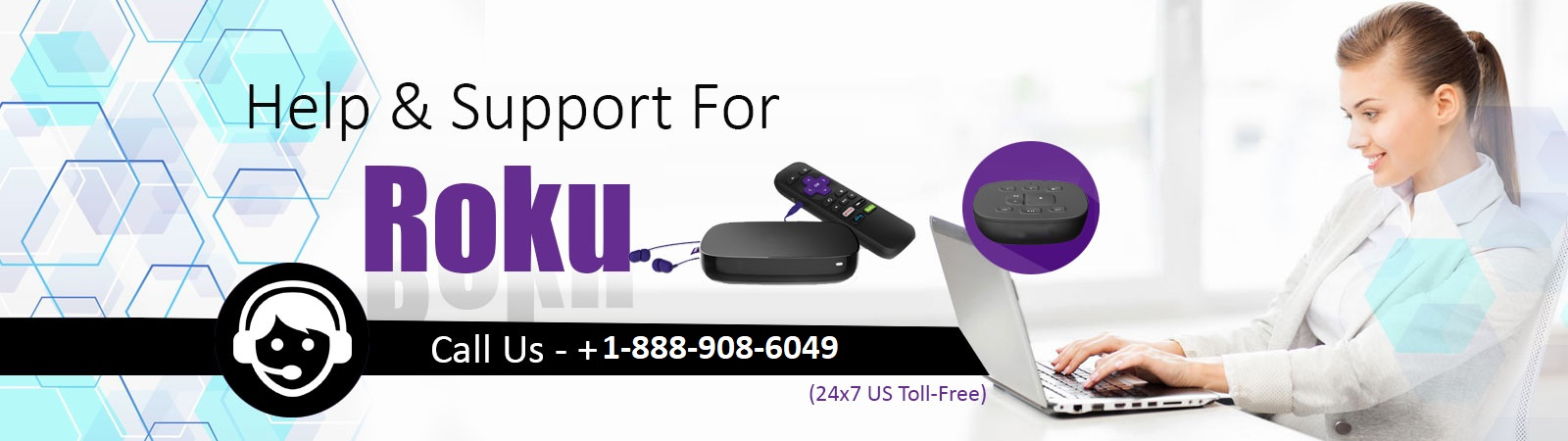 Roku  Customer Service Number  +1-888-603-3308