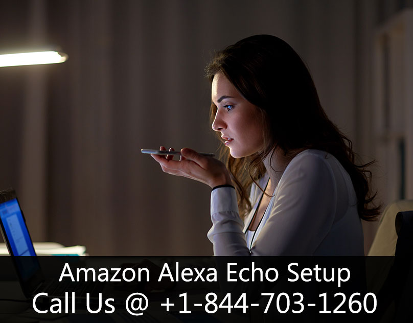 Amazon Alexa Echo Setup