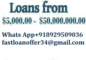 GENUINE LOAN OFFER WITH 3% INTEREST RATE APPLY NOW