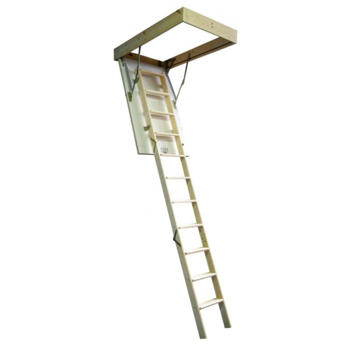 Attic Ladders supplied & fitted from €220