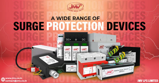 Surge Protection Device Manufacturers in India image 1